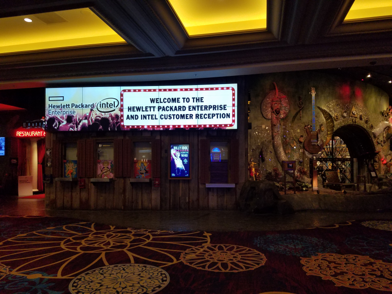 House of Blues was party central for many a rockin party at VMworld