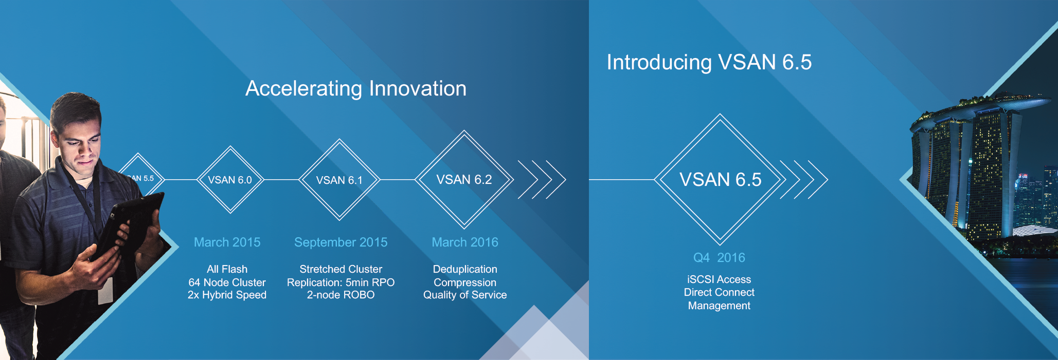 What's New in VMware VSAN 6 5 » Welcome to vSphere-land!
