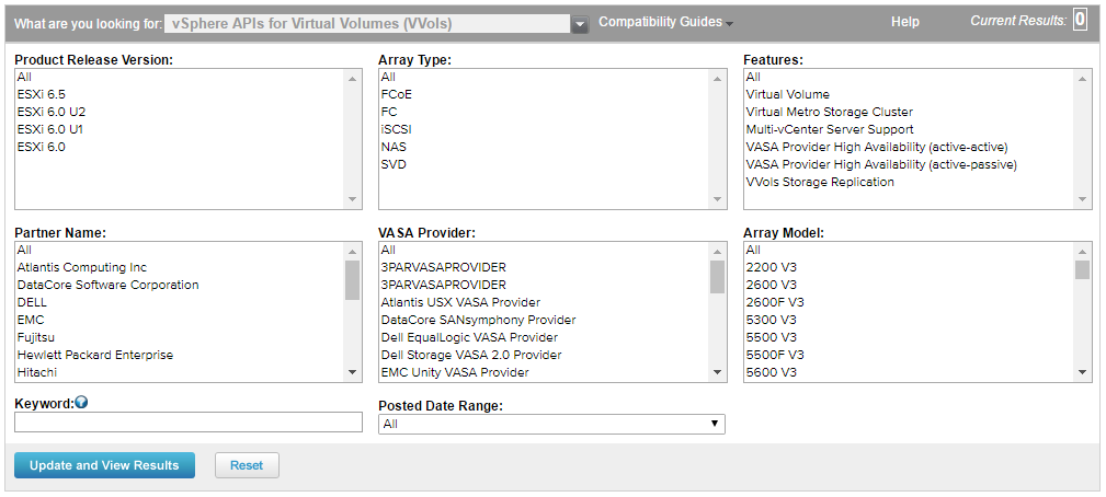 Search Results vSphere Virtual Volumes » Welcome to vSphere