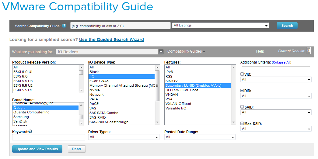 Search Results vsphere 6 » Welcome to vSphere-land!