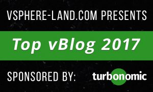 2017 Top vBlog Voting